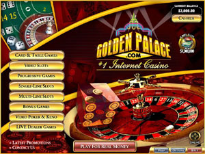 golden palace online casino roulette große serie