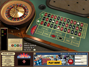 Download InterCasino's Cryptologic Software to Play Their Roulette Now!