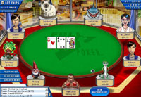 Check Out the Hottest Poker Table on the Net