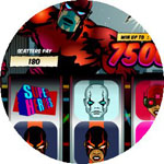 Super Heroes Video Slot