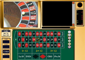 Download Vegas Red to Play Live Dealer Roulette!