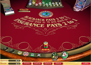 Basic Blackjack Strategy Chart by Online-Casinos.com | Online
