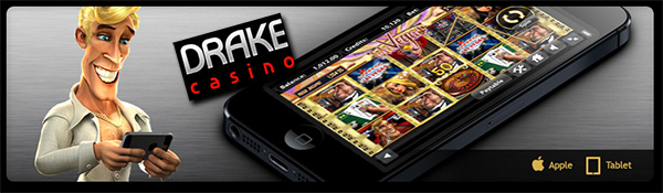 Drake Casino for Apple Products